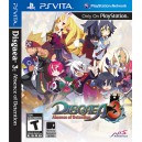 Disgaea 3: Absence of Detention (PS VITA)