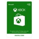 XBOX Live 15£ Credit [Online Game Code] (XBOX360 / XBOX ONE)