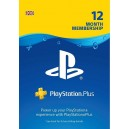 Playstation Plus 12 Month Membership  (PS3, PS4, PS VITA)