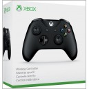 XBOX ONE  Official Controller Black (XBOX ONE)