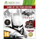 Batman: Arkham City - Game of the Year Edition (XBOX360)