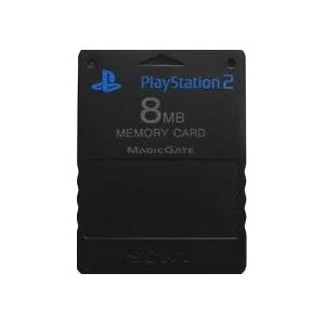 Memory Card Official PS2 (PS2)