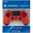 DualShock 4 Controller Official Magma Red