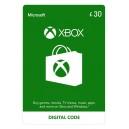 XBOX Live 30£ Credit [Online Game Code] (XBOX360 / XBOX ONE)