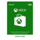 XBOX Live 40£ Credit [Online Game Code] (XBOX360 / XBOX ONE)