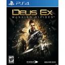 Deus Ex: Mankind Divided (PS4)