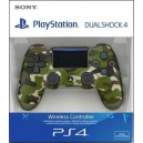 DualShock 4 Controller Official Green Camouflage