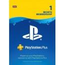 Playstation Plus 1 Month Membership  (PS3, PS4, PS VITA))