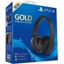 PlayStation 4 Gold Wireless Headset  (PS4)