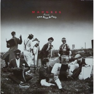 "Madness  ""Rise and Fall"" (LP)"