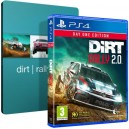 DiRT Rally 2.0 Day One Edition inc SteelBook (PS4)