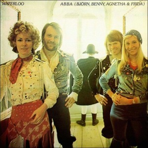 "ABBA  ""Waterloo"" (LP)"