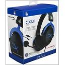 HyperX  Cloud HX-HSCLS-BL Headset (PS4)